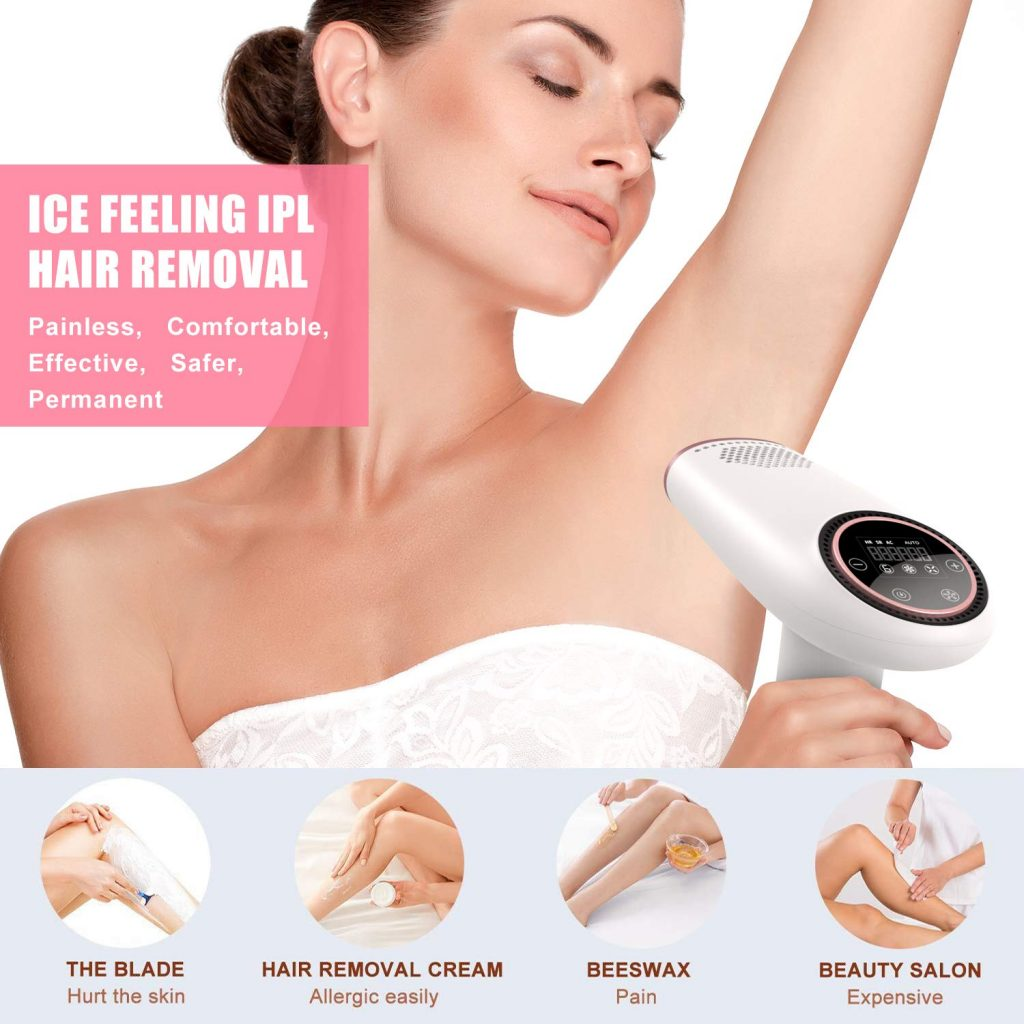 Carlany IPL Laser Hair Removal Handset Review (Best at-home IPL Hair removal Handset?)